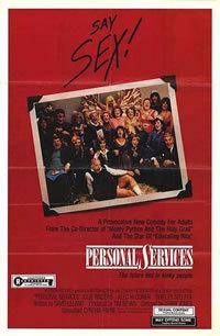 locandina del film PERSONAL SERVICES