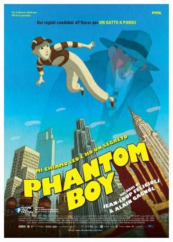 locandina del film PHANTOM BOY