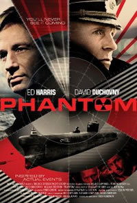 locandina del film PHANTOM (2013)