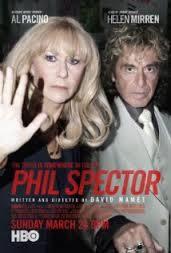 locandina del film PHIL SPECTOR