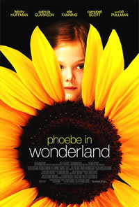 locandina del film PHOEBE IN WONDERLAND