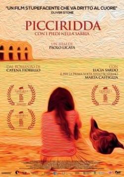 locandina del film PICCIRIDDA - CON I PIEDI NELLA SABBIA