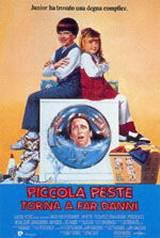 locandina del film PICCOLA PESTE TORNA A FAR DANNI