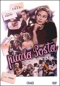locandina del film PICCOLA POSTA
