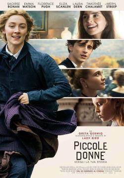 locandina del film PICCOLE DONNE (2019)