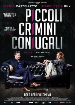 locandina del film PICCOLI CRIMINI CONIUGALI