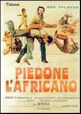 locandina del film PIEDONE L'AFRICANO