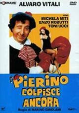 locandina del film PIERINO COLPISCE ANCORA
