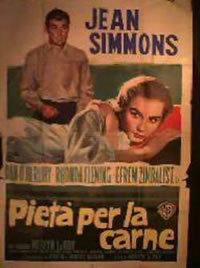 locandina del film PIETA' PER LA CARNE