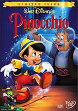 locandina del film PINOCCHIO (1940)