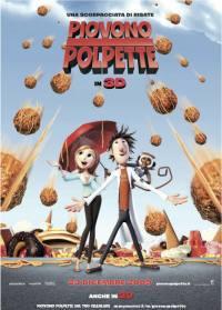 locandina del film PIOVONO POLPETTE