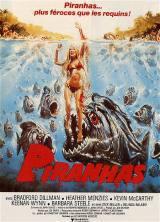 locandina del film PIRANA