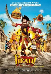 Pirati! Briganti da strapazzo (2012)