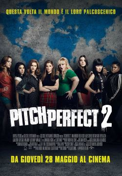 locandina del film PITCH PERFECT 2