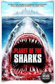 locandina del film PLANET OF THE SHARKS
