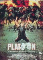 locandina del film PLATOON