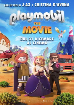 locandina del film PLAYMOBIL: THE MOVIE