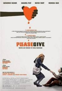 locandina del film PLEASE GIVE