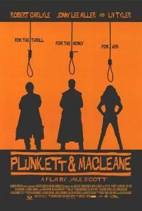 locandina del film PLUNKETT & MACLEANE
