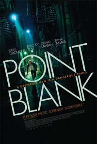 locandina del film POINT BLANK