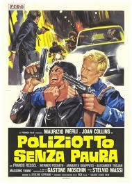 locandina del film POLIZIOTTO SENZA PAURA