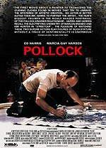 locandina del film POLLOCK