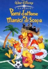 locandina del film POMI D'OTTONE E MANICI DI SCOPA