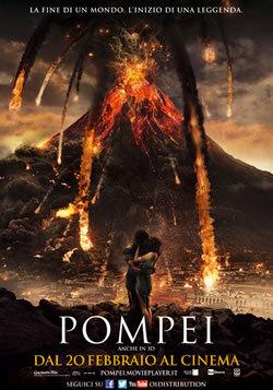 locandina del film POMPEI (2014)