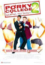 locandina del film PORKY COLLEGE 2