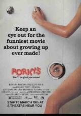 locandina del film PORKY'S