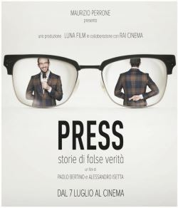 PRESS - STORIE DI FALSE VERITA'
