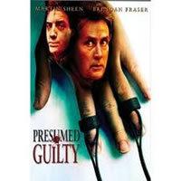 locandina del film PRESUMED GUILTY