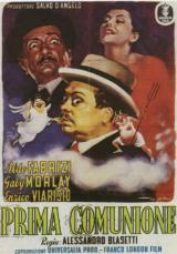 locandina del film PRIMA COMUNIONE