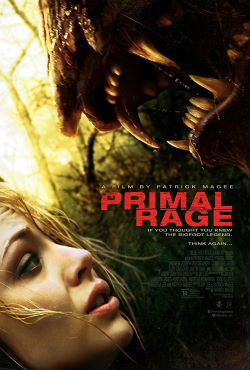 locandina del film PRIMAL RAGE: THE LEGEND OF OH-MAH