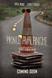 locandina del film PRINCE AVALANCHE