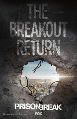 locandina del film PRISON BREAK: RESURRECTION - STAGIONE 5