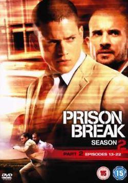 locandina del film PRISON BREAK - STAGIONE 2