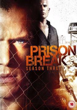 locandina del film PRISON BREAK - STAGIONE 3