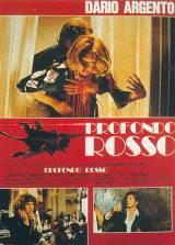 locandina del film PROFONDO ROSSO