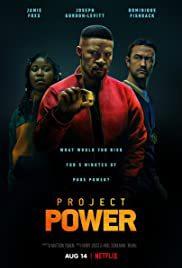 locandina del film PROJECT POWER