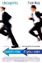 locandina del film CATCH ME IF YOU CAN - PROVA A PRENDERMI