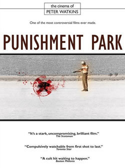 locandina del film PUNISHMENT PARK