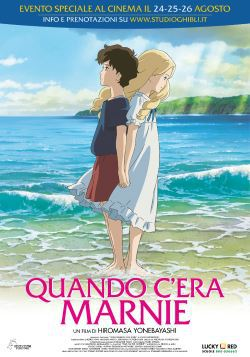 locandina del film QUANDO C'ERA MARNIE