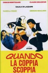 locandina del film QUANDO LA COPPIA SCOPPIA