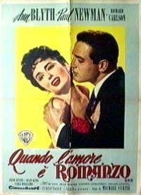 locandina del film QUANDO L'AMORE E' ROMANZO