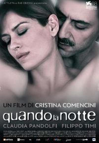locandina del film QUANDO LA NOTTE
