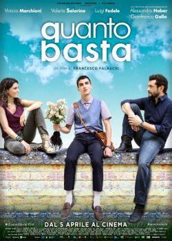 locandina del film QUANTO BASTA