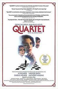 locandina del film QUARTET