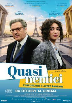 locandina del film QUASI NEMICI - L'IMPORTANTE E' AVERE RAGIONE