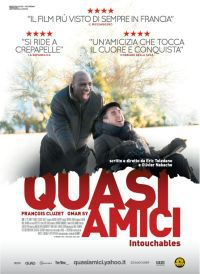 locandina del film QUASI AMICI